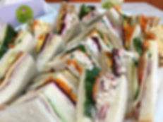 Catering, Sandwiches