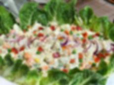 Catering, Potato Salad