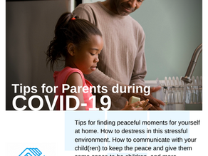 Tips for Parents During COVID-19