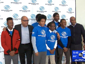 Boys and Girls Club of Harlem Kicks Off 40th Year of Serving Community