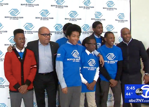 Boys and Girls Club of Harlem Kicks Off 40th Year of Serving Community