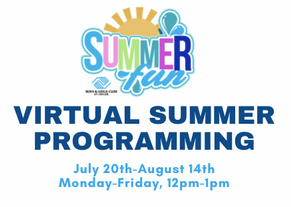 Virtual Summer 2020 Programming In Full Swing!