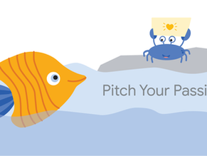 Google CS First Pitch Your Passion