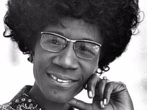 Let It Shine: Shirley Chisholm