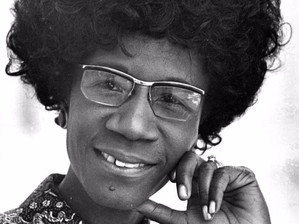 Let It Shine: Shirley Chisholm
