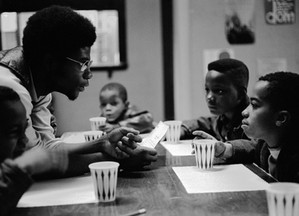 A Museum Trip from Home: A Literacy Lesson on Activism and the Black Panther Party 50th Anniversary