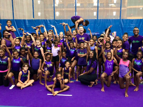 Get Moving with Wendy Hilliard Gymnastics