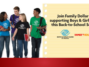 Back2School with Family Dollar