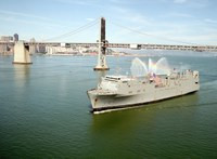 MARAD Awards Seven Vessels to Patriot Contract Services