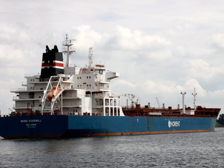 Patriot Assists Schuyler Lines In Reflagging and Managing Second USA Flag Tanker