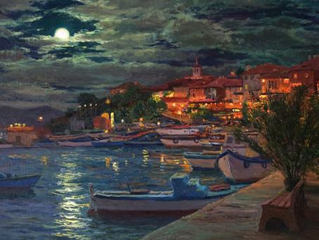 Федотов купил картину за 90 тысяч рублей