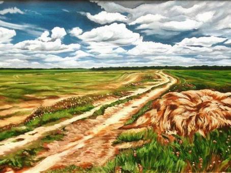 Абсолют Банк проводит выставку картин «Три цвета реальности»