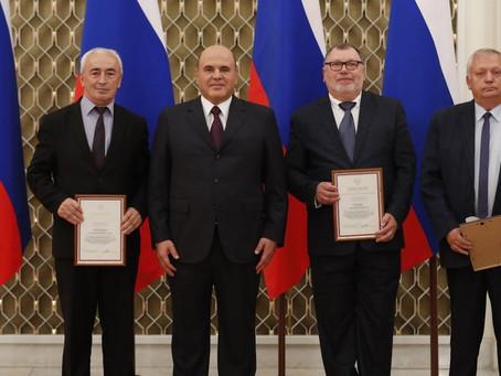 Новый передвижник Александр Греков стал лауреатом премии Правительства РФ в области культуры