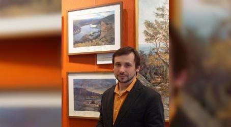 В Смоленске откроется персональная выставка известного московского живописца