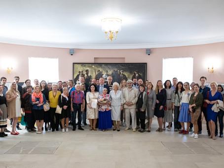 Выставка «День Победы» открылась в Московской городской Думе
