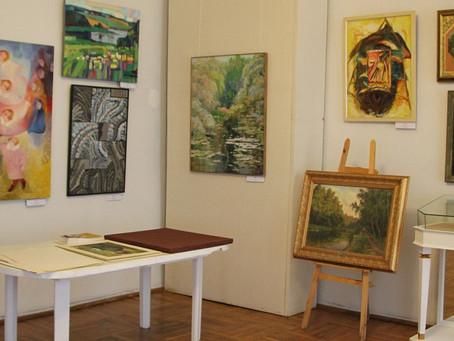 Калужскому музею изобразительных искусств подарят картины