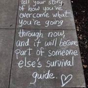 We are all survivors