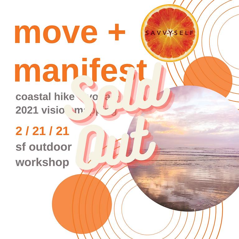 move + manifest