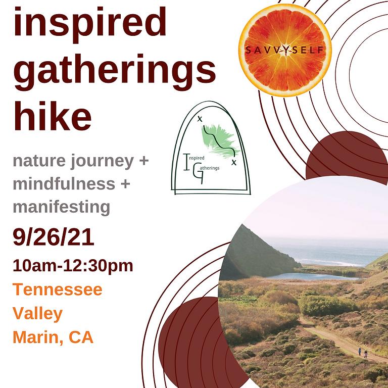 Inspired Gatherings Hike