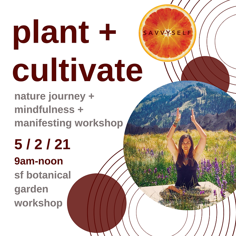 plant + cultivate
