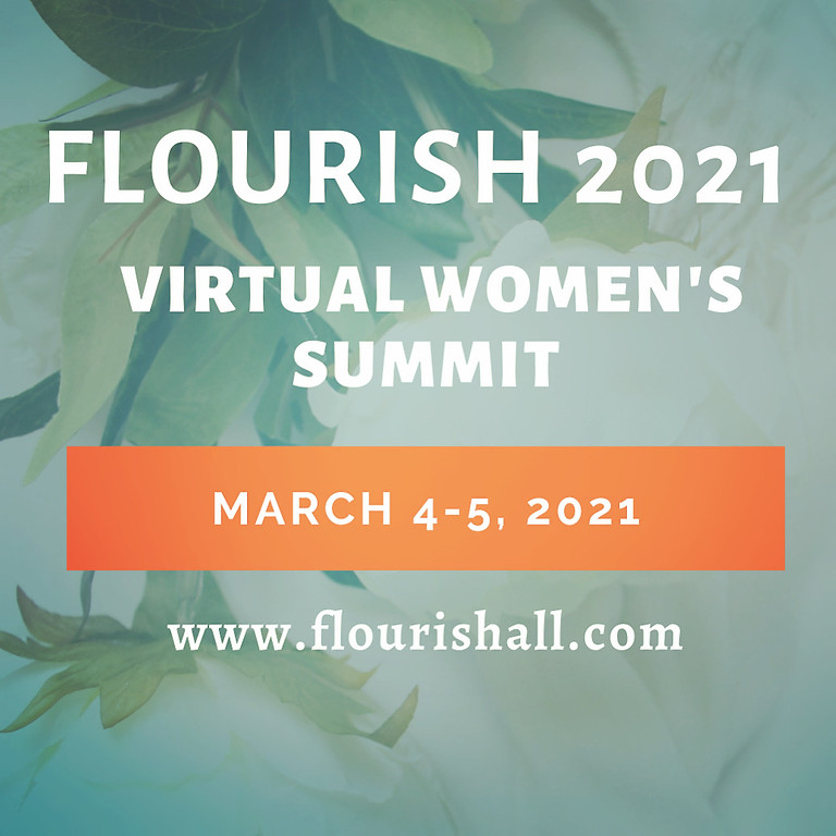 Flourish All Women's Summit