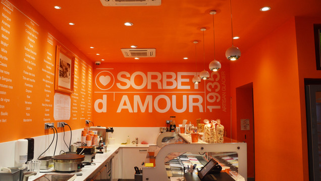 COMMERCE - Sorbet d'Amour