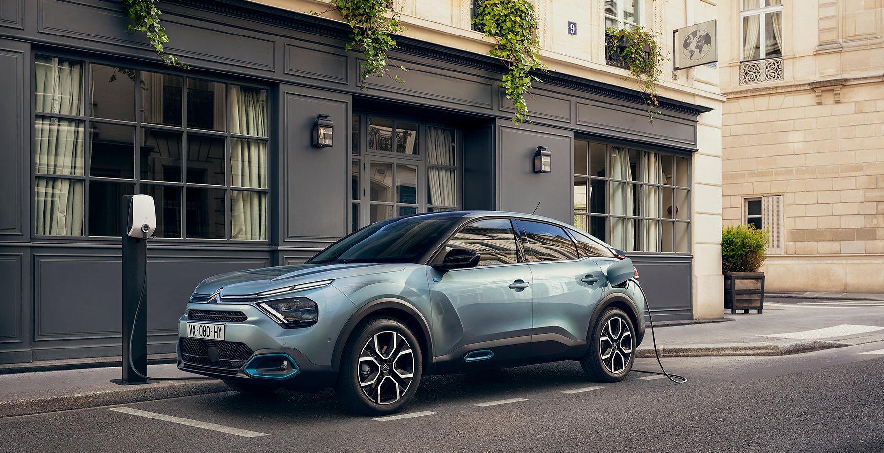 neuer Citroën ë-C4
