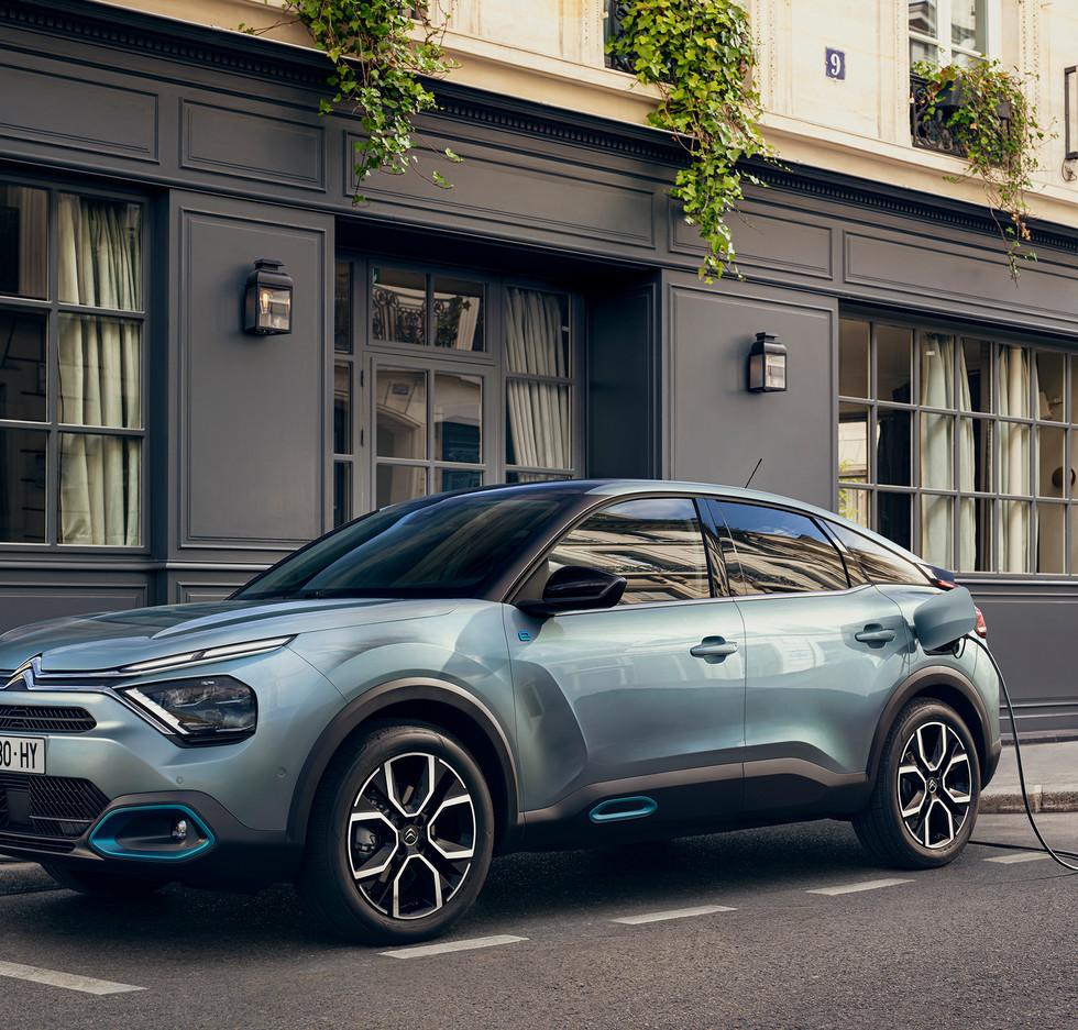 neuer Citroën C4