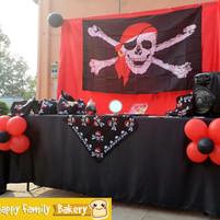Happy Family Bakery - Pirati Party
