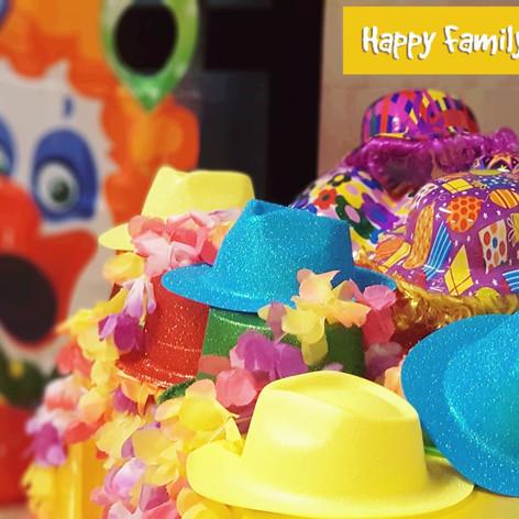 Happy Family Bakery - Luna Park Party
