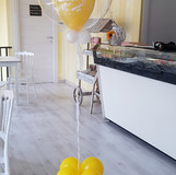 Happy Family Bakery - Allestimento compleanno