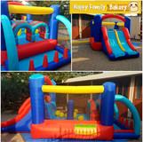 Happy Family Bakery - Allestimento playground