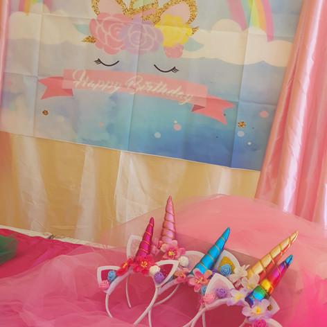 Happy Family Bakery - Unicorno Party