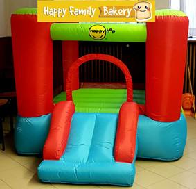 Happy Family Bakery - Gonfiabili