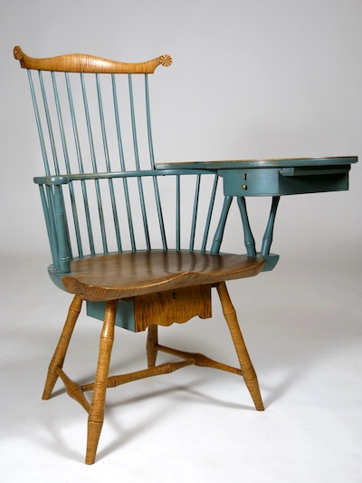 Small Connecticut Writing Chair