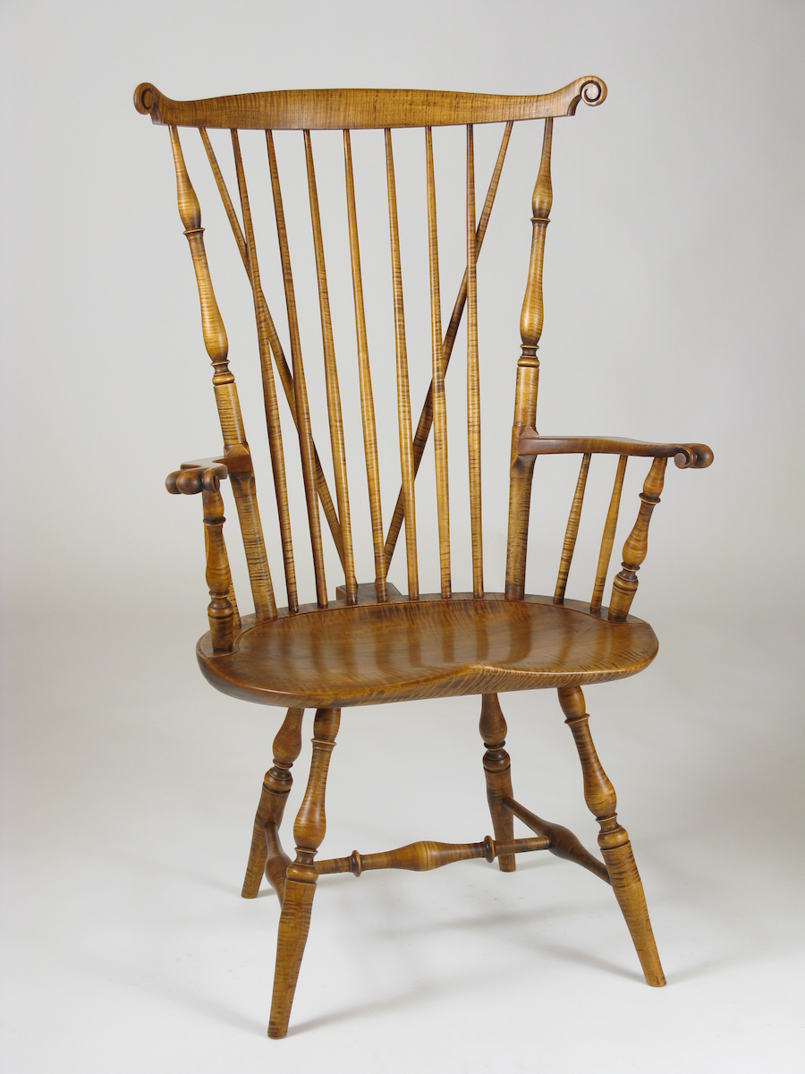 Nantucket Fanback Armchair