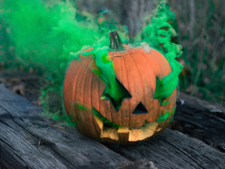 Fun ideas for your (socially distant) Halloweekend Festivities!