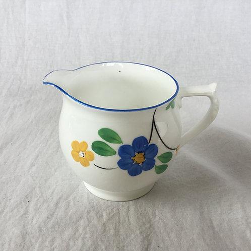 イギリス ビンテージ Bell china ベルチャイナ ミルクポット ミルクジャグ