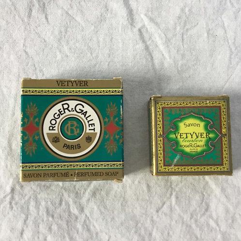 フランス ロジェ・ガレ 石鹸箱 x 2個セット ROGER&GALLET PARIS