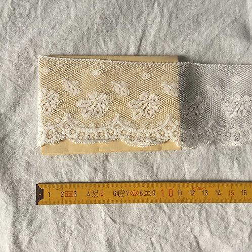 フランス アンティークレース No11 (幅6.5 x 50cm)