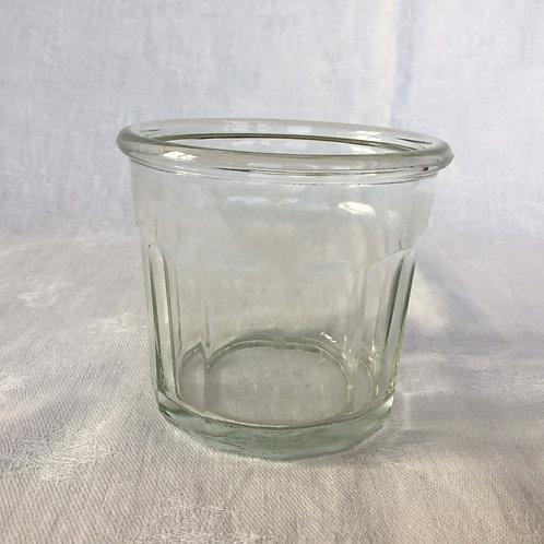 フランス コンフィチュール ジャムポット ジャム瓶 (大)(No2)