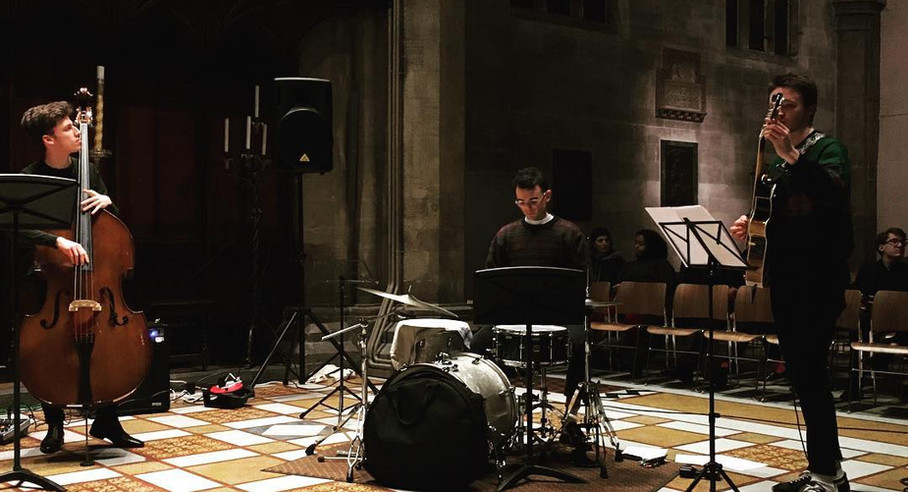 Jazz Recital at Jesus College