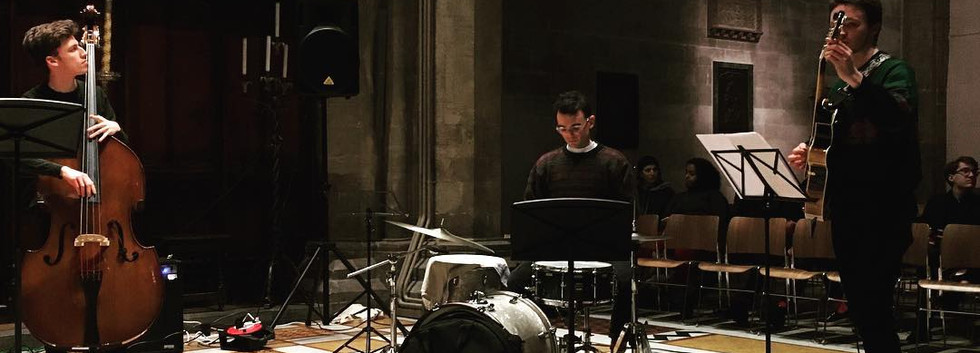 Jazz Recital at Jesus College