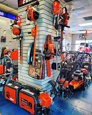 hedge trimmers and generators