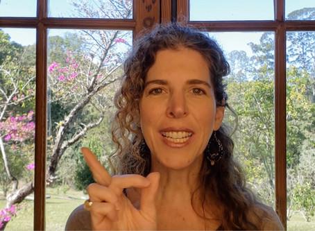 Andi Rubinstein, treinadora de imaginação