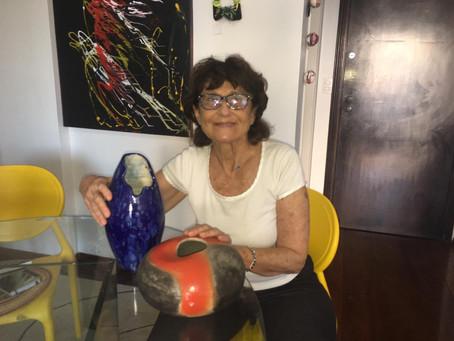 Hobbies e talentos - Na cerâmica, tudo é aprendizado