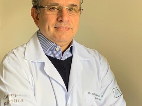 Médico alerta sobre saúde do homem e a prevenção ao câncer de próstata