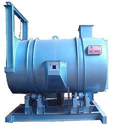 Horno de fundicion aluminio