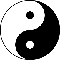 Yin and Yang of balanced health and wellness