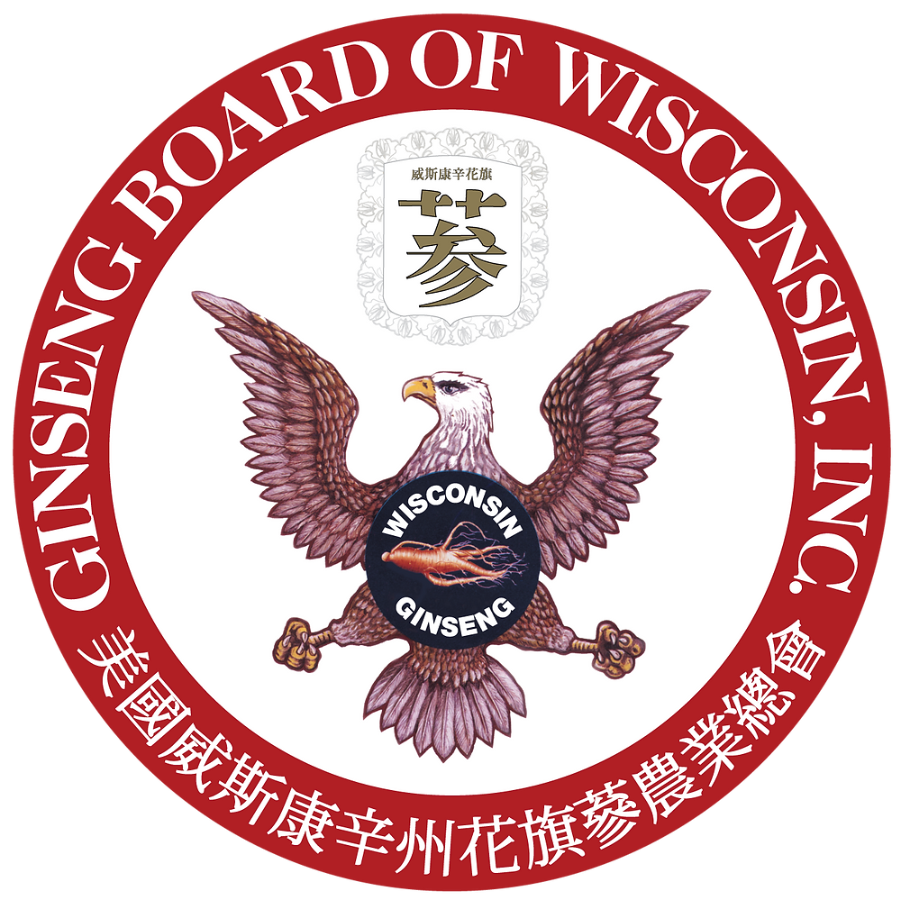 Ginseng Board of Wisconsin, Inc Seal